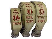 Напорные пожарные рукава Гетекс